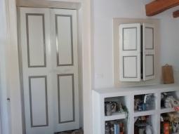 Decorazione mobili a parete