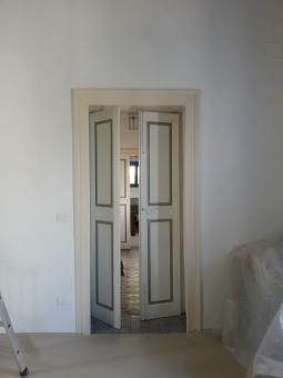 Decorazione porte interni Ginostra