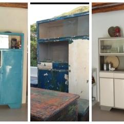 Credenza anni 50 cucina Ginostra
